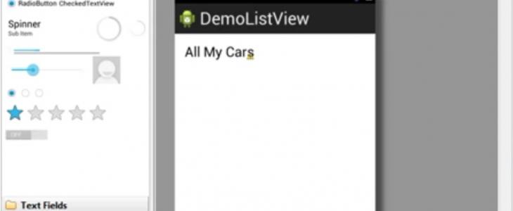 ¿Cómo personalizar ListViews en Android?