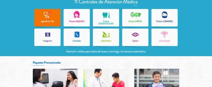 Veris – Centrales Médicas